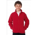 870B.03.1 - Russell•KIDS FULL ZIP OUTDOOR FLEECE
